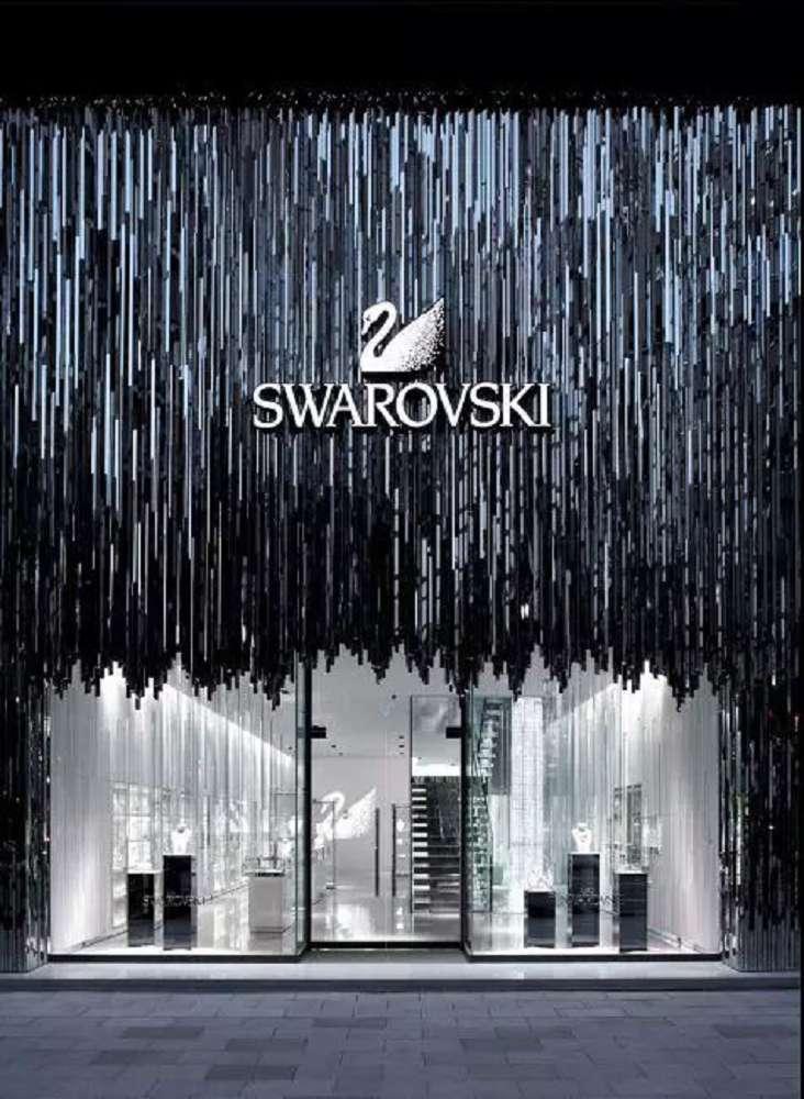 飾品故事 - 施華洛世奇(Swarovski)的品牌故事介紹 - 一個世界水晶玻璃工藝大廠 - 最自然的濾鏡 | 迪希雅 deesir