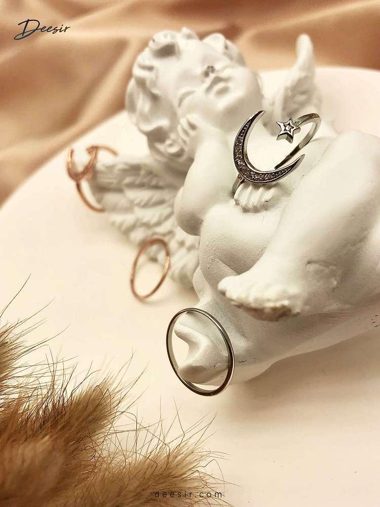 戒指組 - 星月戒 - 飾品調色盤   迪希雅 deesir