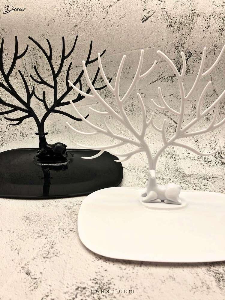 開放式收納 - 麋鹿飾品收納盤 - 飾品調色盤   迪希雅 deesir