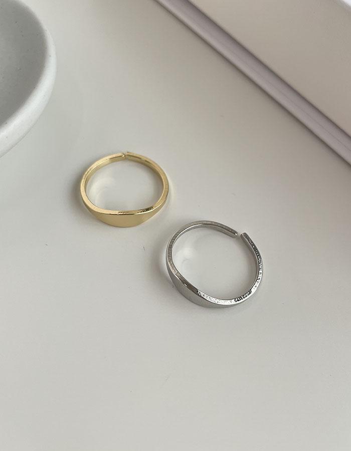 單戒指 - 極簡小眼睛可調戒指 - 飾品調色盤 | 迪希雅 deesir