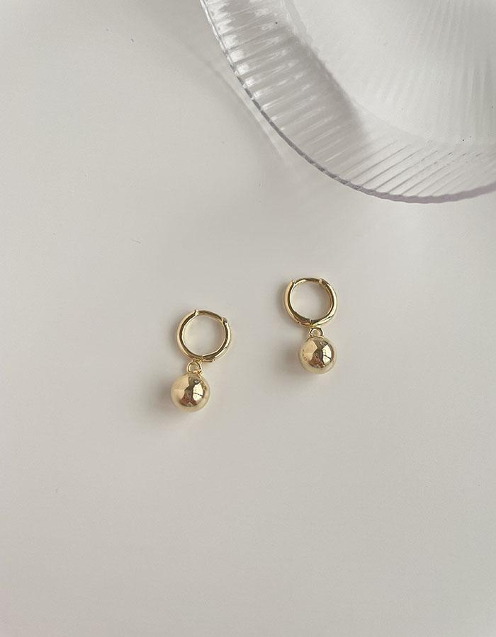 針式耳環 - 小巧圓珠耳環 - 飾品調色盤   迪希雅 deesir